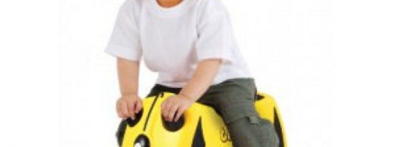 Her finder du den perfekte børnekuffert